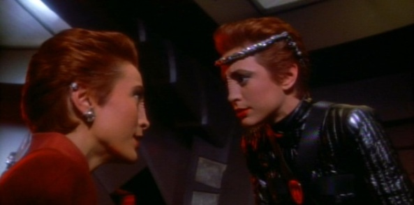 DS9 Crossover episode