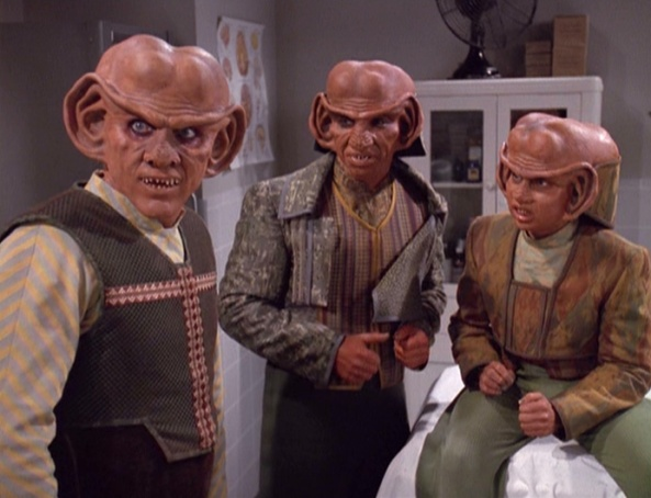 Quark, Rom and Nog