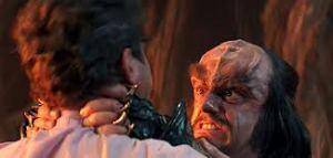 klingon fight