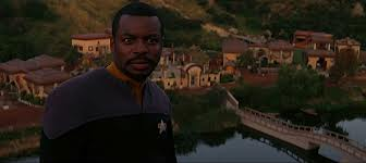 geordi sees