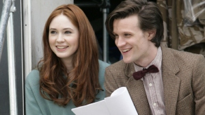 amy pond and dr