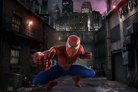 spider ride