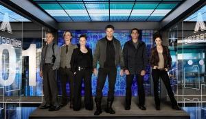 """Almost Human"" Season 1"