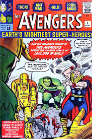 avengers issue 1