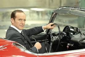 coulson and car