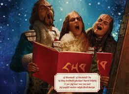 klingon carolers