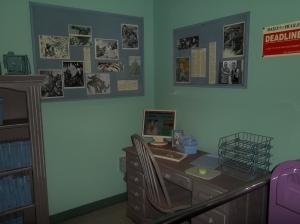 bugle office