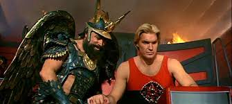 flash gordon and vultan