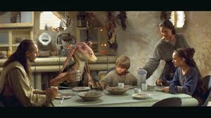 dinner with the jedi