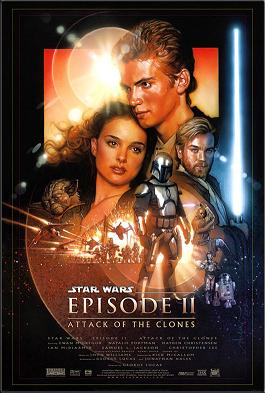 episode II poster
