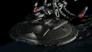 leaving drydock