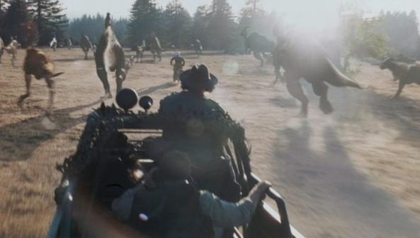 hunting dinos