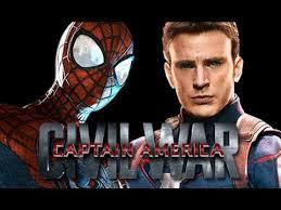 spidey civil war