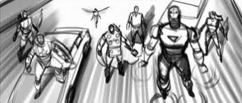 wasp storyboard