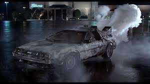 delorean smoke