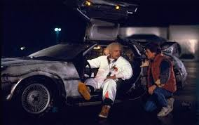 doc explains delorean