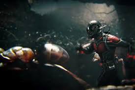 running antman