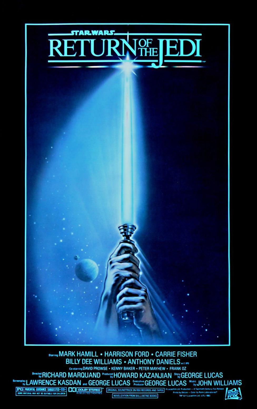 Star Wars Episode Vi Return Of The Jedi Starloggers