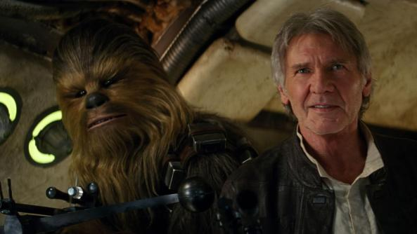 old han and chewy