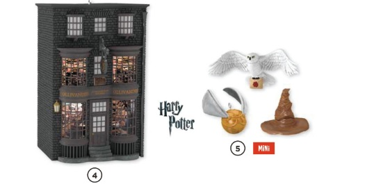 potter ornaments