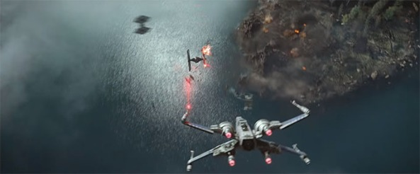 xwing fight