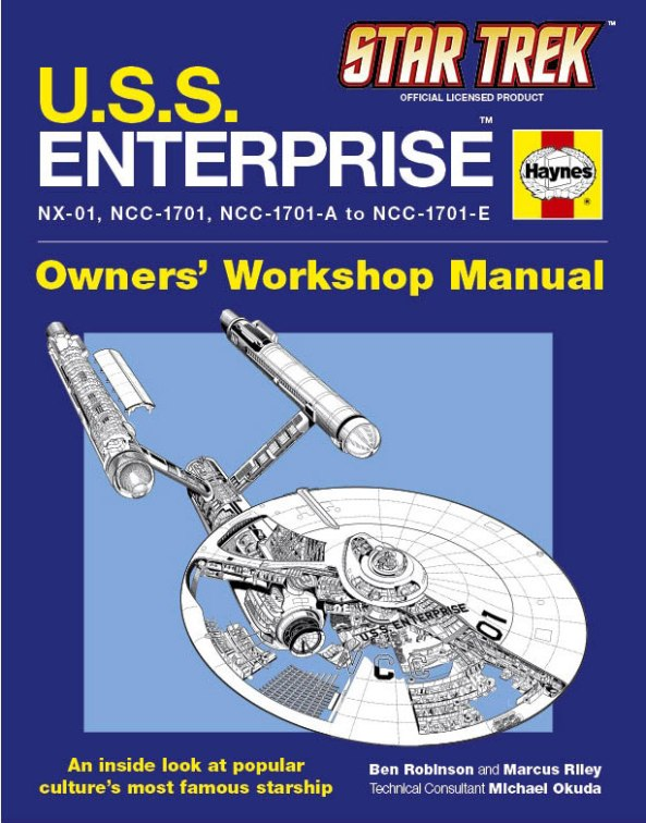 enterprise workshop manual