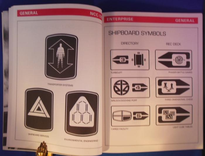 Star Trek Reference Books Manuals Starloggers