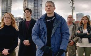 snart and legends
