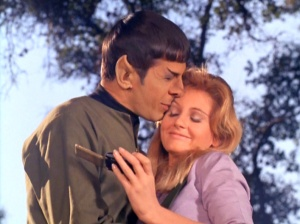spock and leila
