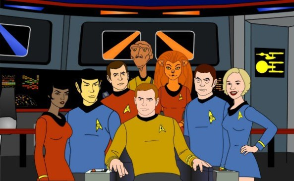 trek animated