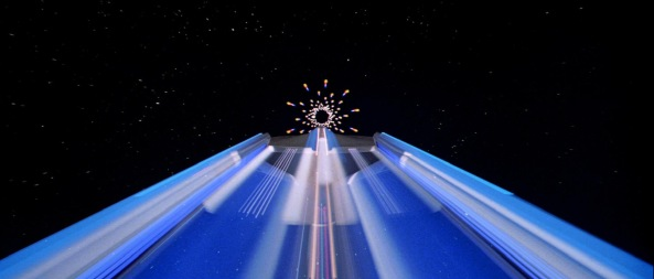Enterprise goes to warp speed