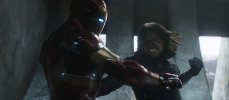 WS vss Iron Man