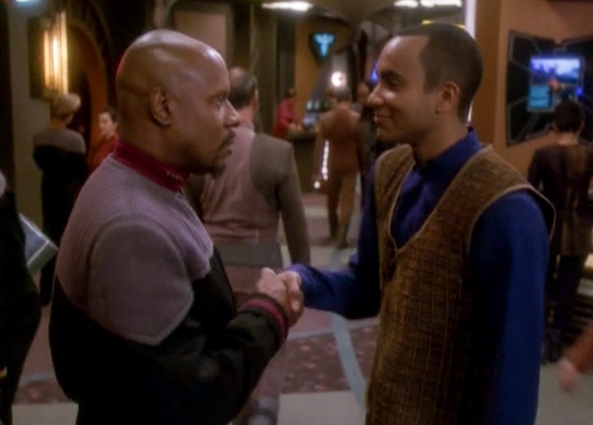 Ben and Jake Sisko