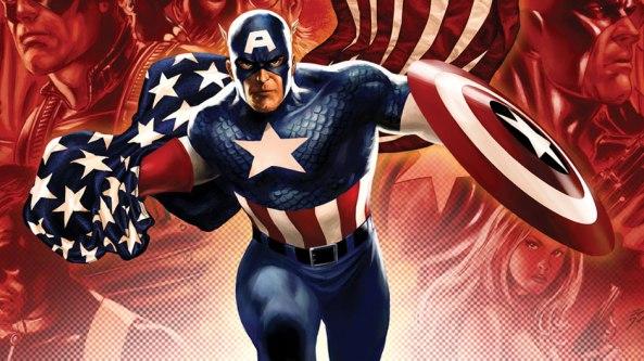 Captain America patriot
