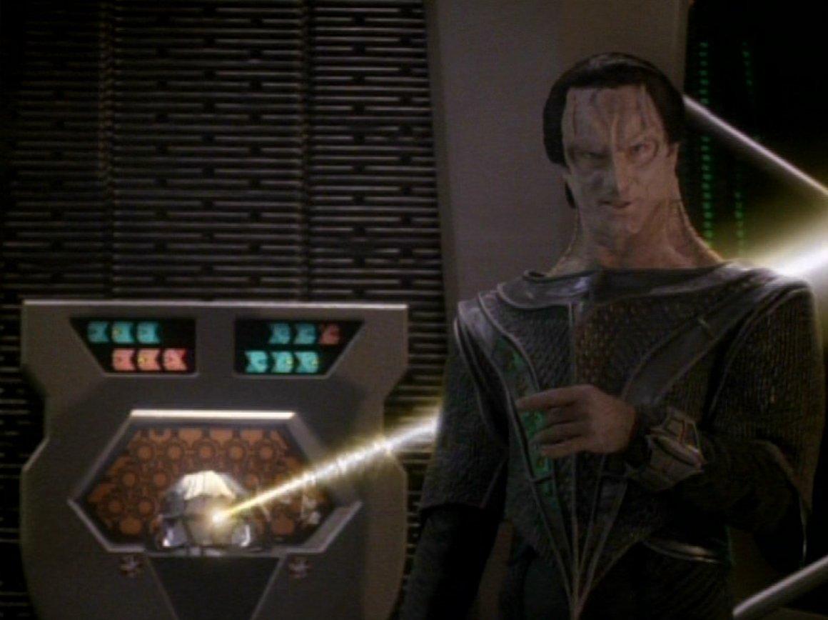 Cardassian in Star Trek Deep Space Nine