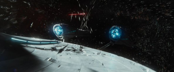 Enterprise attacked by swarm