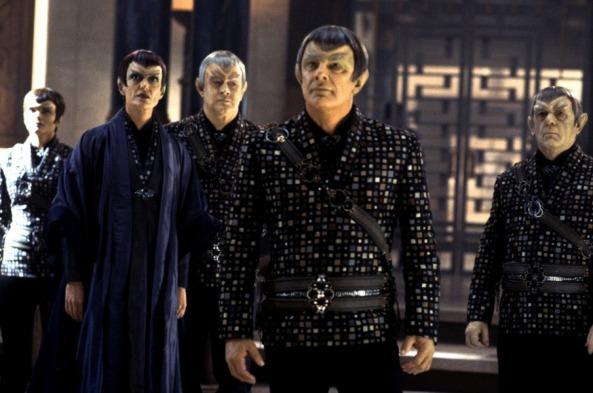 Romulans in Star Trek: Nemesis