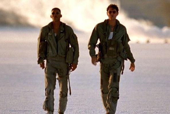 Smith and Goldblum triumphant