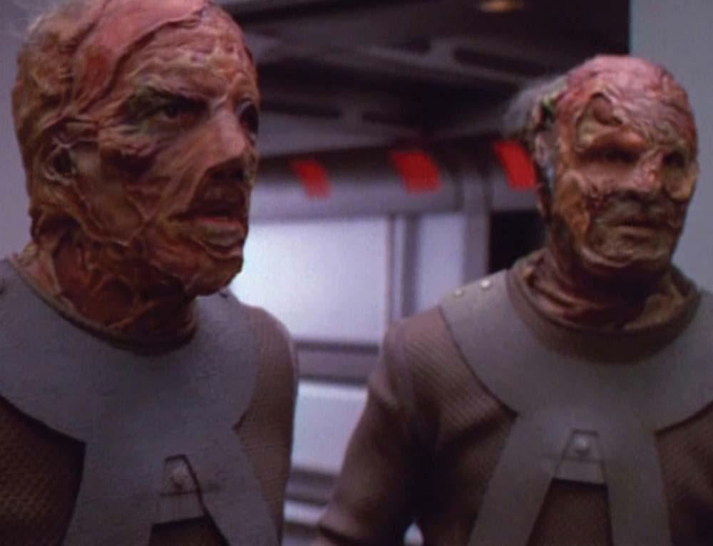 Top 10 Star Trek Enemy Races and Groups | Starloggers