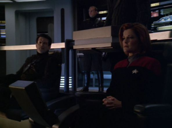 Janeway in Counterpoint