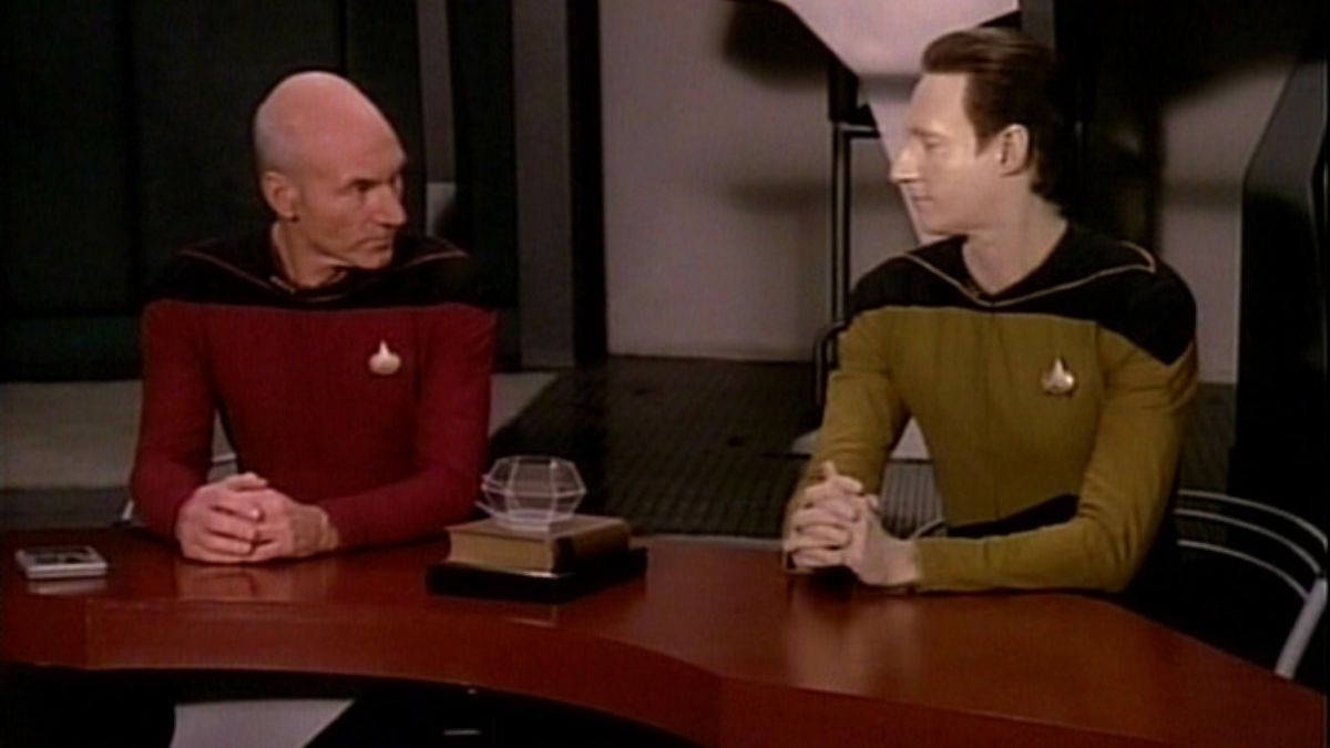 Picard in Measure of a Man