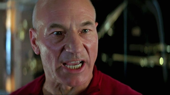 Picard Rant in Star Trek First Contact