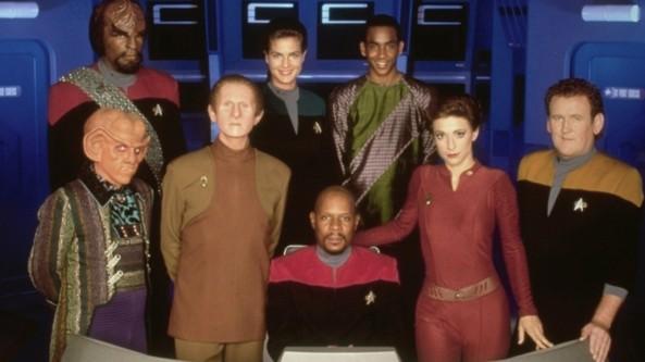 Star Trek Deep Space Nine cast