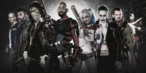 Suicide Squad lineup