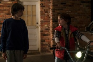 Will and Mike Stranger Things