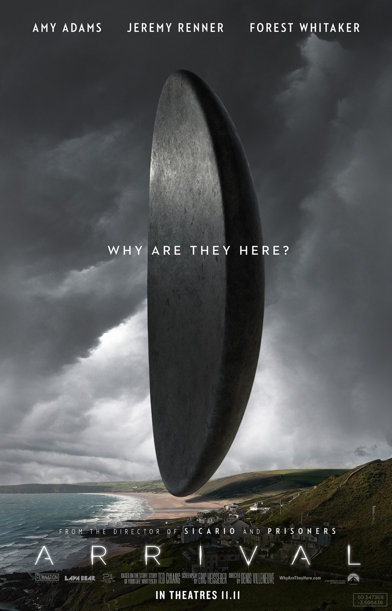 Arrival Brings Non-Linear Food For Thought | Starloggers