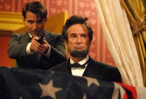 Lincoln killed by Flynn