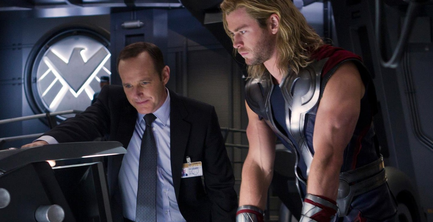 coulson-and-thor