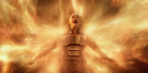 Dark Phoenix X-Men Apocalypse