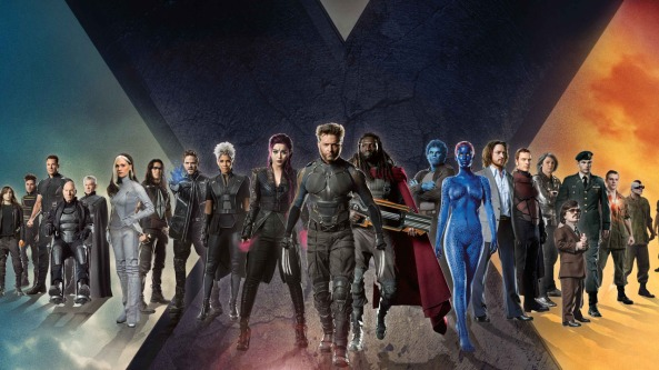 X Men Films Roster